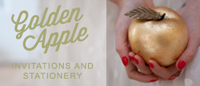 Golden Apple Contemporary Wedding Invitations & Stationery, Leicester, London, UK and Beyond