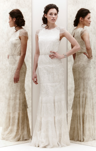 Jenny Packham Petal New Season 2013 Vintage Lace