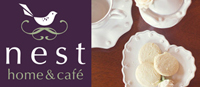 Nest Home, Cafe, Bridal Registry and Gift List service, Ripley, Surrey, London