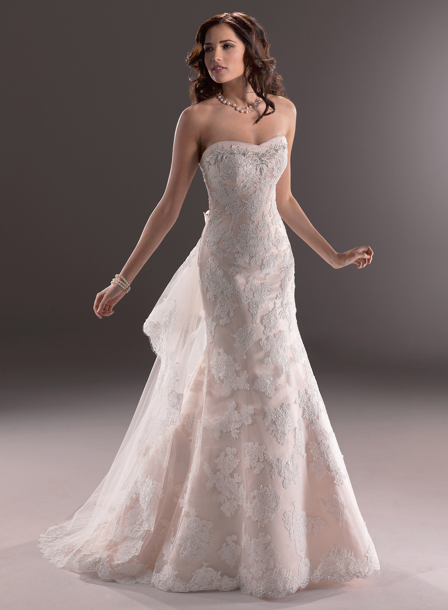 New Maggie Sottero arrival: Athena - Miss Bush Blog