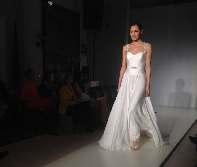 Real Brides Suzanne Neville: Suzanne Neville 2015 Collection