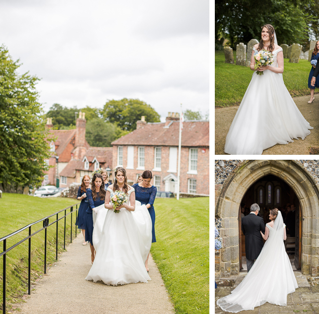 Real Brides Suzanne Neville: Real Bride Charlotte Wearing Savoy By Suzanne Neville