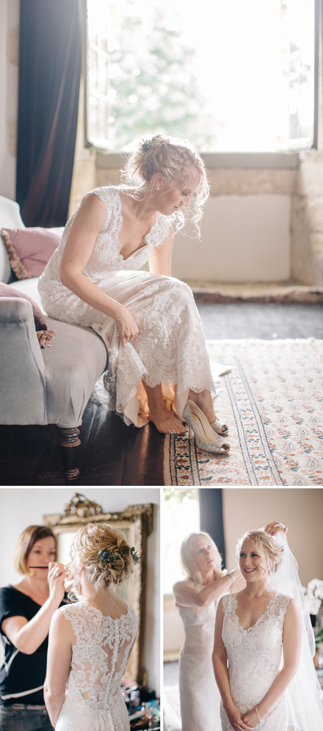 Real Bride Hannah wearing Maggie Sottero Melanie - Miss Bush Blog